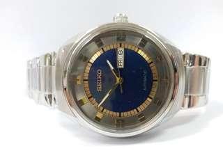 SEIKO 精工錶 AUTOMATIC  機械自動 新錶,從未戴過。