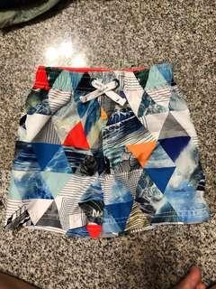 Nautica swim shorts - 2t