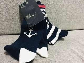 H&M Socks (x2 per pack)
