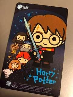 BN Harry Potter Ez-Link Ezlink Card