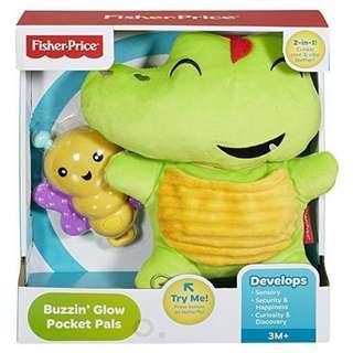 Fisher-Price Buzzin' Glow Pocket Pals