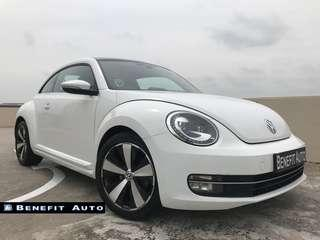 Volkswagen The Beetle 1.2 TSI Auto