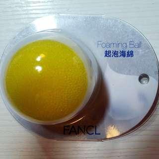 Fancl House foaming ball 起泡海綿