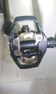 Shimano M530 SPD Trail Clipless MTB Pedals
