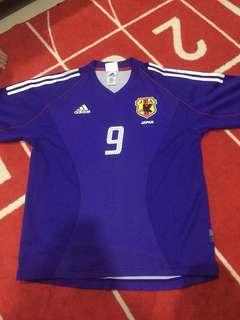 Authentic Adidas Japan Jersey 03