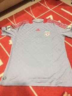 Authentic Liverpool Jersey 08/09