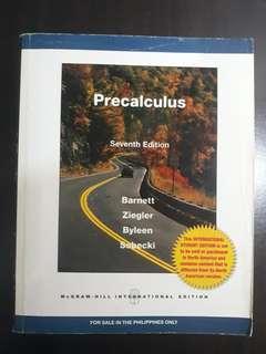 Precalculus 7e