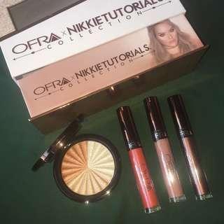 Readystock OFRA X Nikkietutorials Set