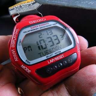 BNIB!!! S650 Japan Seiko Prospex Super Runner watch