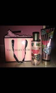 REPRICED Victoria's Secret Perfume and Lotion set