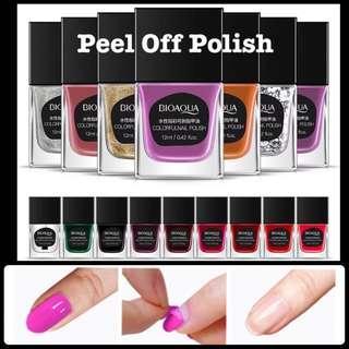 BIOAQUA Peel-off Nail Polish