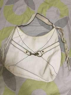 White Nine West Bag