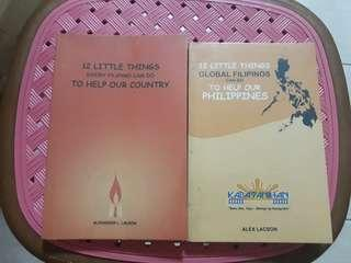 12 Little Things Series by Lacson