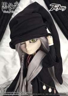 🈹pullip-黑執事(葬儀社)