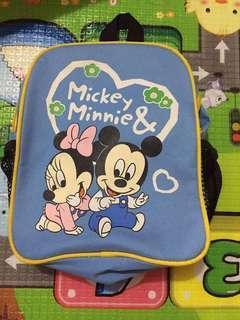 🚚 全新 米奇米妮兒童後背包