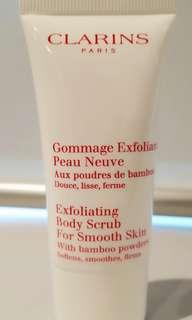 [Brand New] Clarins Exfoliating Body Scrub