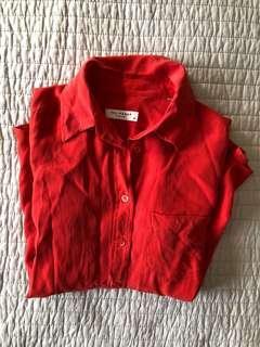 Equipment femme xs silk blouse