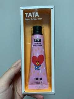Olive young BT21 Tata hand cream