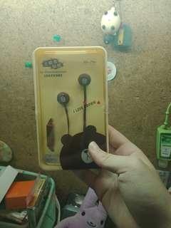🚚 熊大耳機