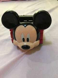 Mickey Mouse Car Aircon vent cup or cellphone holder