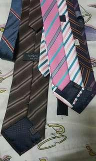 Lot of 7 Neckties