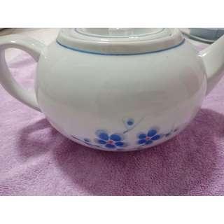 Plum Blossom Tea Pot