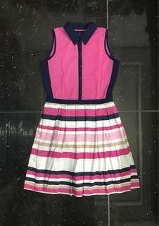 Plains and Prints Irvine sl dress
