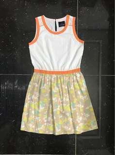 Plains and Prints sl dress