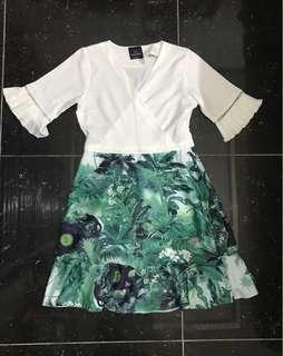 Plains and Prints Cordelia cs dress