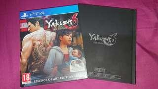 Yakuza 6 Essence Of Art Edition R2