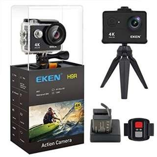 EKEN H9R 4K Action Camera Wifi Sports Cam + Remote Control Shutter