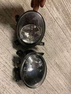 Audi A4 B8霧燈 1set