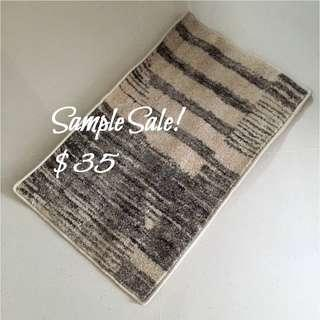 Carpet | Scandi Rugs: Mono | SALE 50cm*80cm