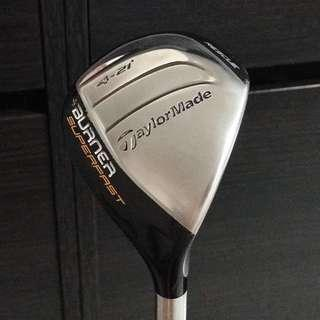 4 WOOD RESCUE TAYLORMADE BURNER SUPERFAST