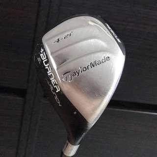 4 WOOD RESCUE LADIES TAYLORMADE BURNER SUPERFAST