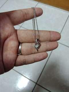 🚚 女用鑽項鏈