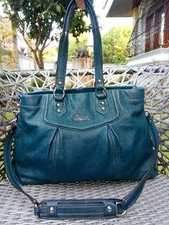 Coach medium 2 way bag