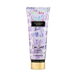 Victoria's Secret Shimmer Body Lotion Collection 236ml