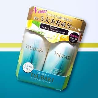 Shiseido Tsubaki Shampoo and Conditioner (315 ml)