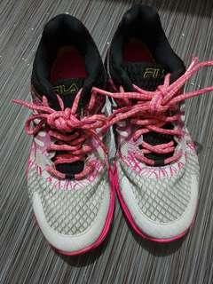 Last Day Sale! Fila Coolmax Rubber Shoes