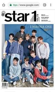 WTB WANNA ONE MAGAZINE
