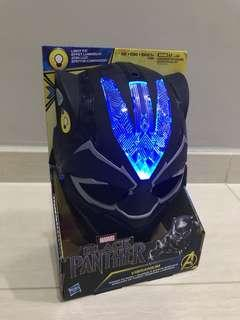 Free Delivery Brand New Marvel Black Panther Vibranium Power FX Mask