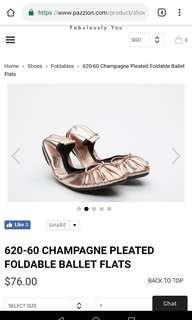 🚚 Champagne (620-60) Pazzion