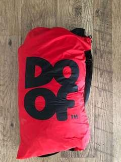 DOOF HUBBLE red air inflatable bag