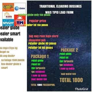Dealer globe and smart