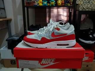 Nike air max 1 flyknit. Original.box ada size 42