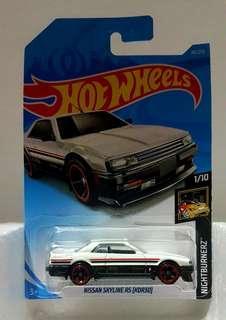 Hotwheels Nissan Skyline RS(KDR30)