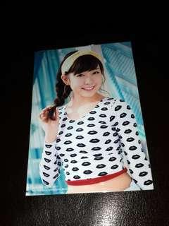 NMB48 AKB48 渡辺美優紀 渡邊美優紀 CW曲 Summer Side 封入生寫