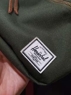 Slingbag original merk Herschel baru