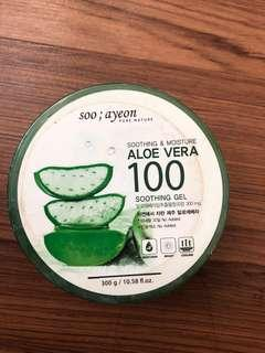 Soo eyeon aloe vera soothing gel